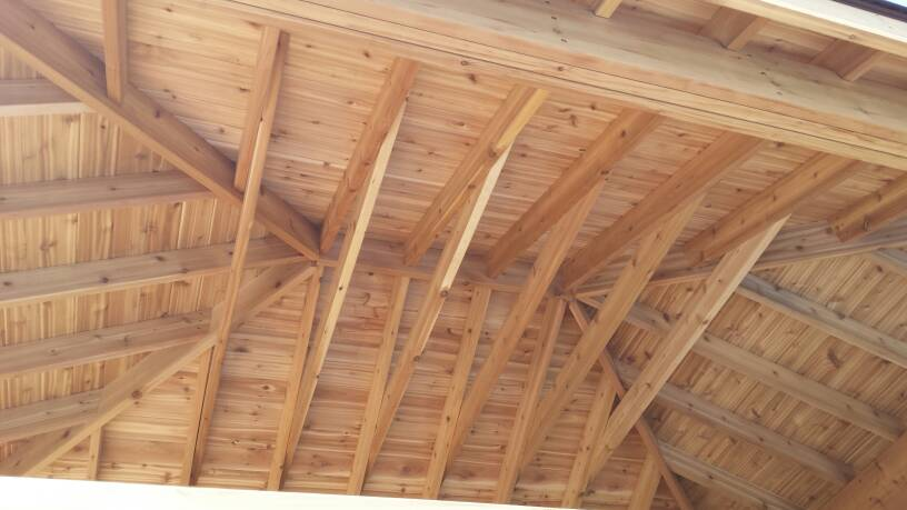 Hip Roof Without Ceiling Joists Carpentry Contractor Talk