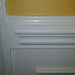 What Is The Point Of A Chair Rail Reclining Salon White I D This Carpentry Contractor Talk