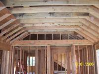 Vaulted ceilings, Ceilings and Cottage renovation on Pinterest