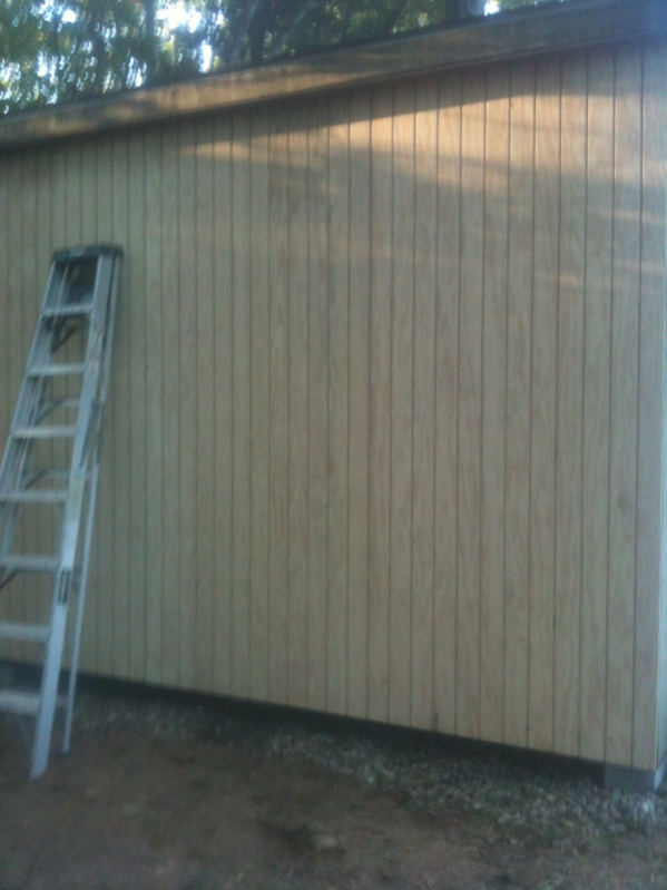 T111 Siding On A Shed  Page 2  Carpentry  Contractor Talk