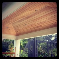 T&G Vaulted Hip Ceiling - Carpentry Picture Post ...