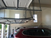Minimum Ceiling Height For 7' Garage Door