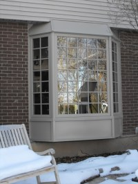 Exterior Bay Window Trim Ideas | Joy Studio Design Gallery ...