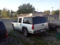 Looking For A Ladder Rack For Ford Excursion SUV - Tools ...