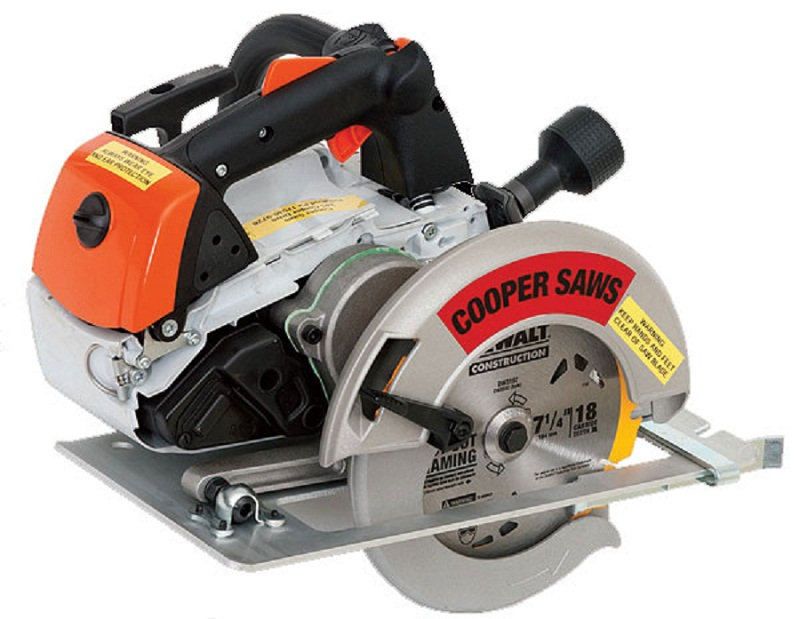 Gas Powered Circular Saw Ebay