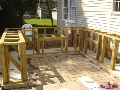 Outdoor Kitchen Build Question  Masonry  Contractor Talk