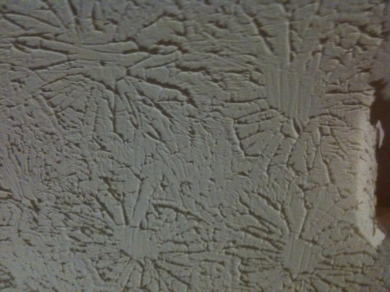 TEXTURED CEILING PATTERNS