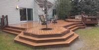Decks: Deck Fire Pit