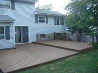 Outdoor decks on Pinterest | Ground Level Deck, Ground ...