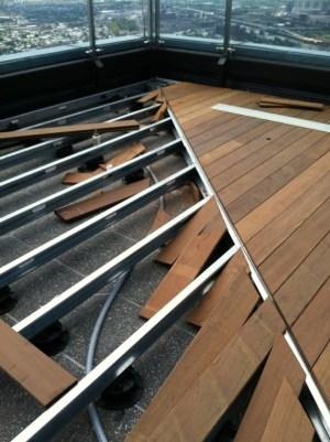 4x4 Sleeper Deck  Decks & Fencing  Contractor Talk