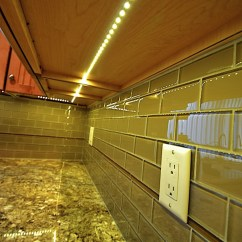 Under Cabinet Kitchen Lighting Cabinets With Sink - Low Voltage Contractor Talk