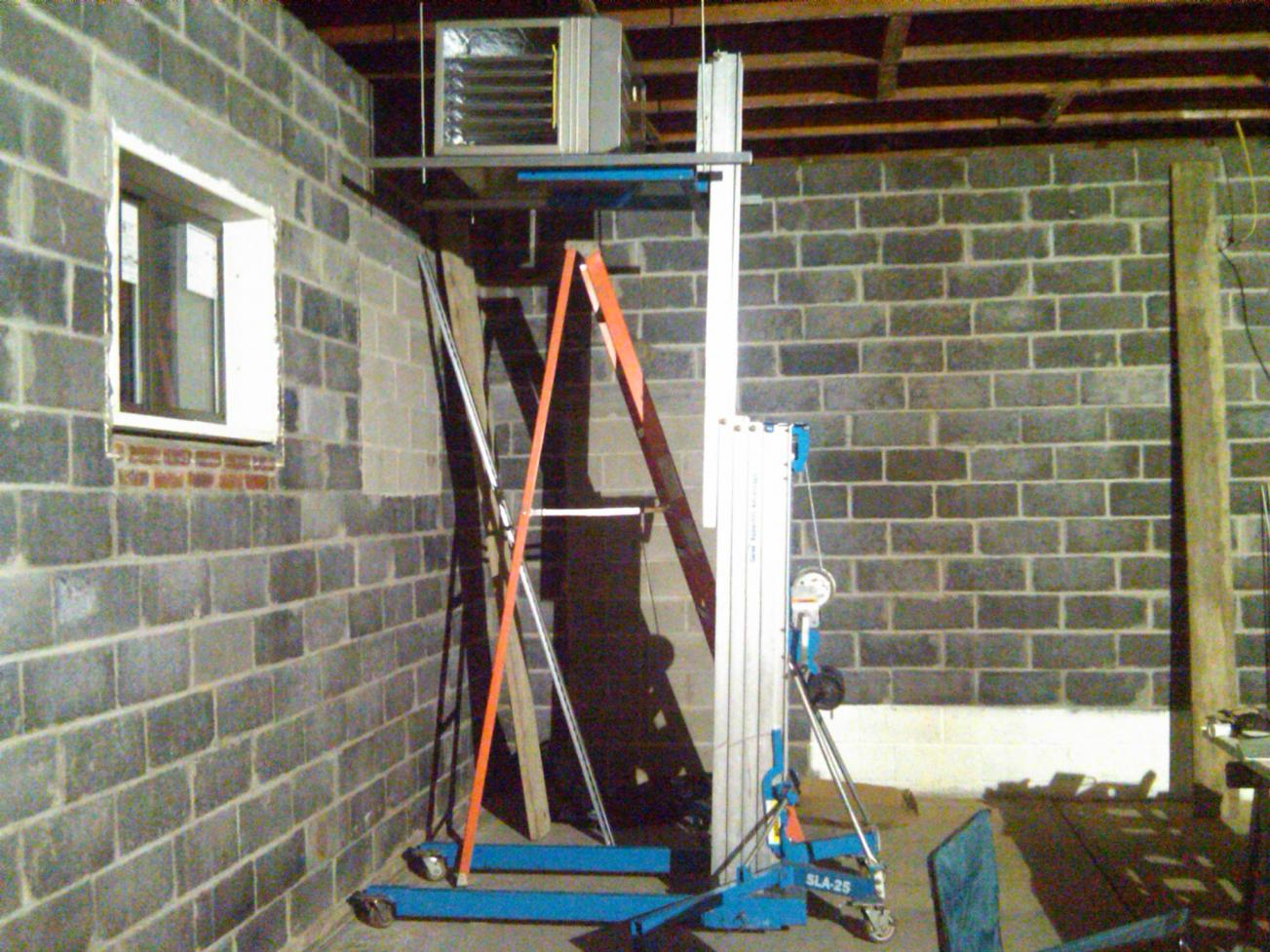 Venting Furnace Through Wall