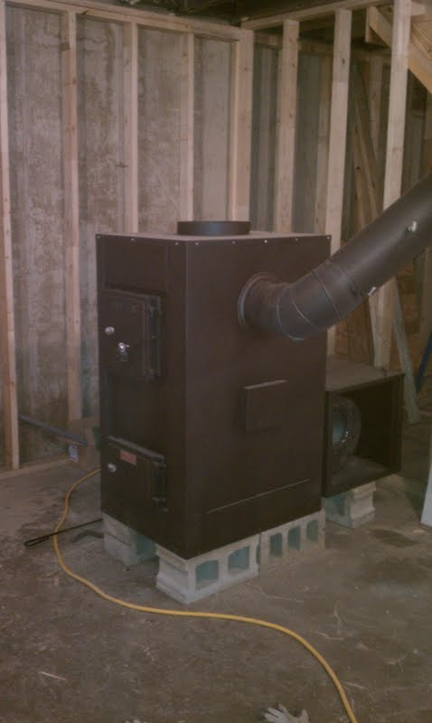 Tying In Wood Furnace Duct To Geo Plenum Questions