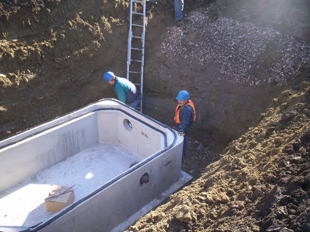 Water Meter Vaults  Excavation  Site Work  Contractor Talk