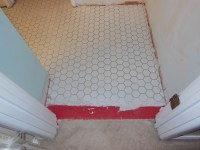 Transition- Tile To Carpet - Tiling - Contractor Talk