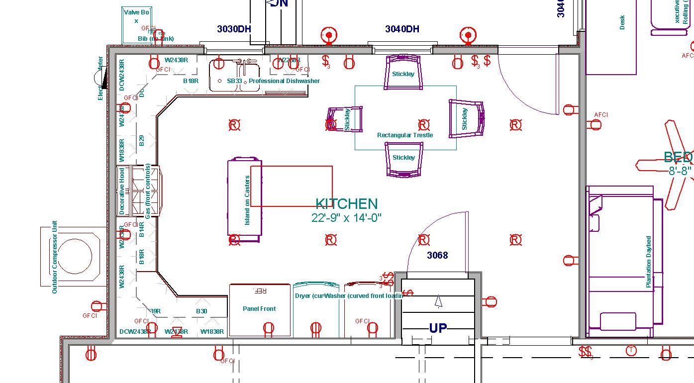 Design Custom Software Kitchen