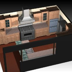 Kitchen Cabinet Software Rustic Cart Drawing Kitchens Baths Contractor Talk Slater 9 Deleted 800 Jpg