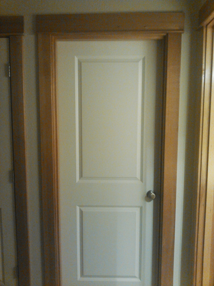 Does Stained Doors With White Moldings Work  Painting  Finish Work  Contractor Talk