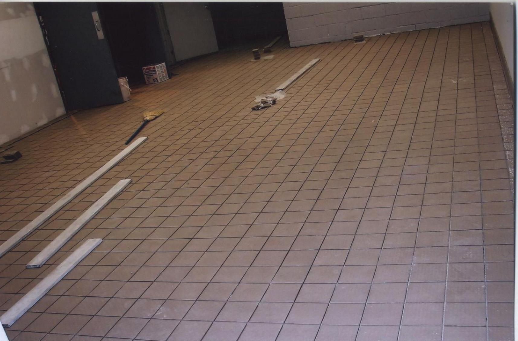 restaurant kitchen floor contractor