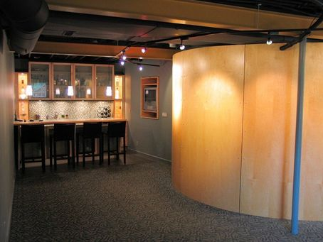 The Curved Wall Basement  ContractorTalk
