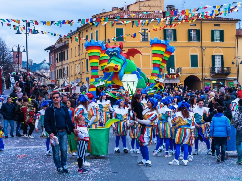 Lumino - Carnevale Pietrasantino