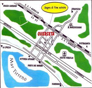Cartina Sagra di Fine Estate 2015