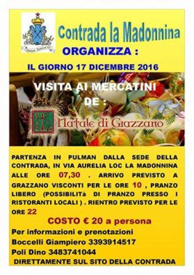 Gita a Grazzano Visconti