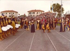 Corteo Storico (26° Palio dei Micci - 1981)