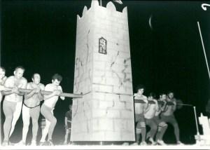 Gioco della Torre nella metà degli anni '70