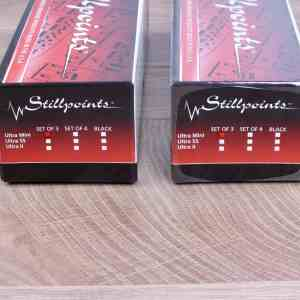 Stillpoints Ultra Mini 2 sets of 3 new 4