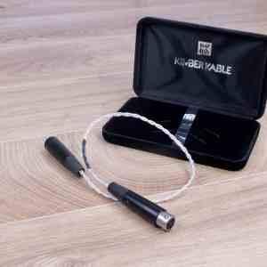 Kimber Kable AGDL digital audio interconnect XLR 0,5 metre 1