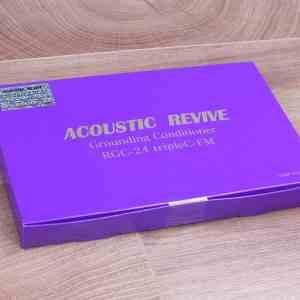 Acoustic Revive RGC-24 Triple-C FM Ground Conditioner BRAND NEW 5