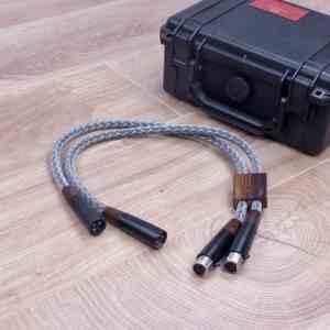 Kimber Kable KS-1130 Select highend audio interconnects XLR 0,5 metre 1