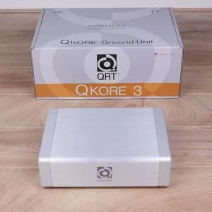 QRT Quantum QKORE 3 highend audio Ground Unit by Nordost 1