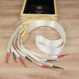 Nordost Valhalla 2 Reference highend audio speaker cables 2,0 metre 1