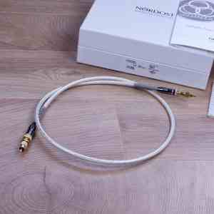 Nordost Valhalla digital audio interconnect BNC (with RCA adapters) 1,0 metre 1