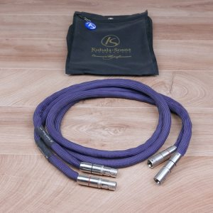 Kubala Sosna Emotion audio interconnects XLR 1,5 metre 1
