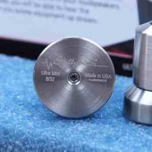 Stillpoints Ultra Mini audio tuning feet set of 3 3