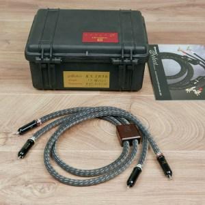Kimber Kable Select KS-1036 highend audio interconnects RCA 0,75 metre 11