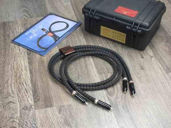 Kimber Kable Select KS-1036 highend audio interconnects RCA 1,0 metre 1