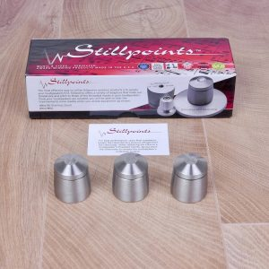Stillpoints Ultra SS audio tuning feet set of 3 11