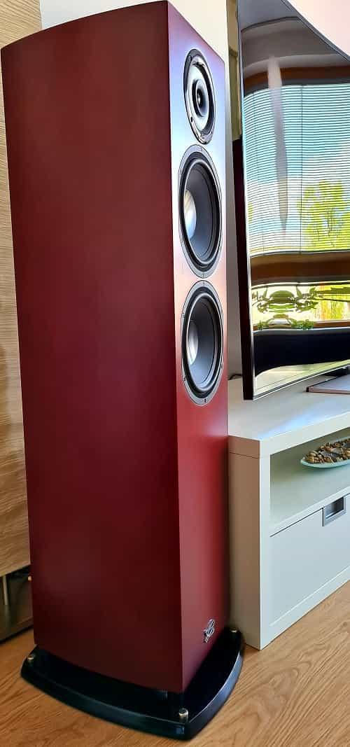 Cabasse Iroise 3 audio speakers 1