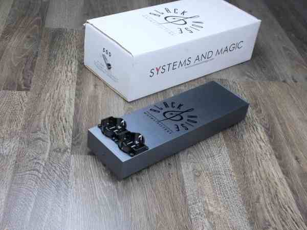 Systems and Magic BlackNoise 500 audio power filter 1