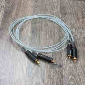 47 Laboratory audio interconnects RCA 1,0 metre 1