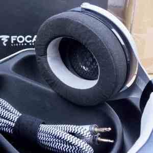 Focal Elegia audio headphones BRAND NEW 4