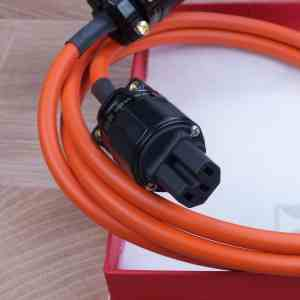 Kondo Audio Note ACc Persimmon audio power cable 2,0 metre BRAND NEW 4