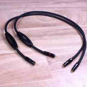 Transparent Ultra Generation 5 audio interconnects RCA 1,0 metre 1