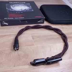 AudioQuest Hurricane High Current audio power cable C15 1,0 metre 11