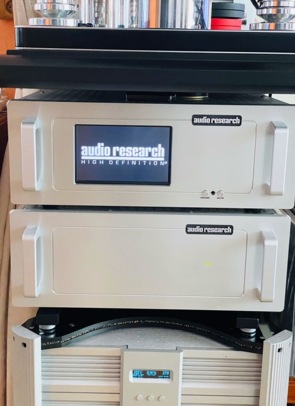 Audio Research Reference Phono 10 Phono Line Stage highend audio Preamplifier 1