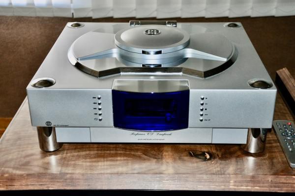 MBL 1621A highend audio CD-Transport 1